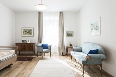 Einzelzimmer in der Hausgemeinschaft «Gurten»