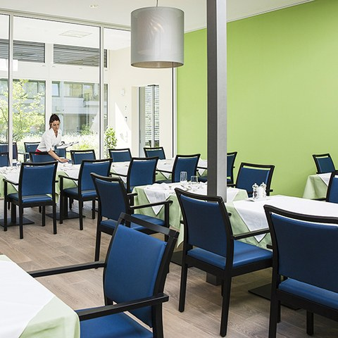 Restaurant «Viererfeld». Vergrösserte Ansicht
