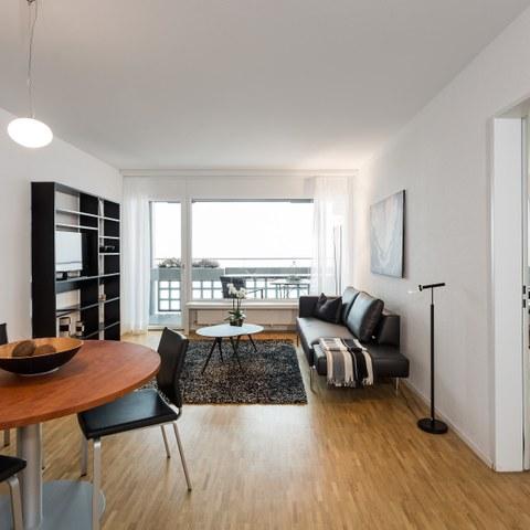 2½-Zimmerwohnung im Burgerspittel Viererfeld. Vergrösserte Ansicht